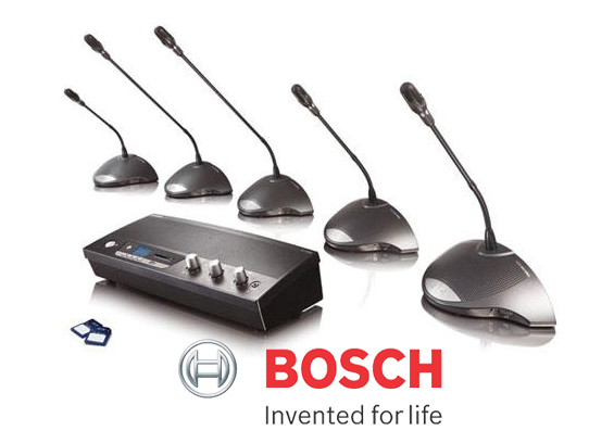 Bosch CCS900 Ultro Conference System