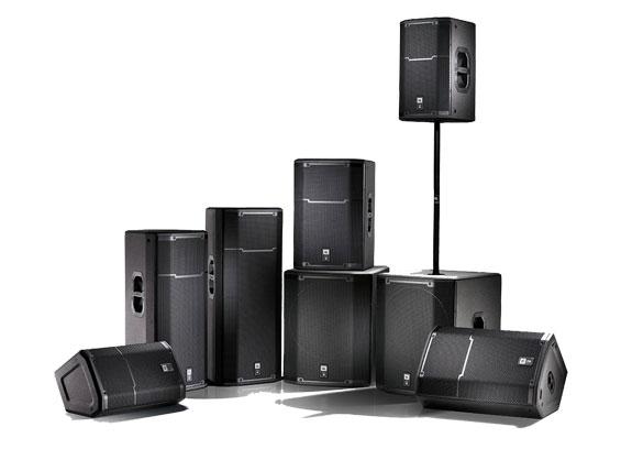 JBL Professional PRX600 Series