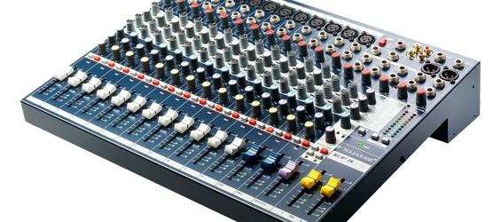 Mixer Multifungsi Soundcraft Seri EFX