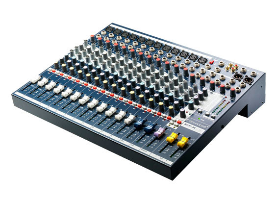 Mixer Multifungsi Soundcraft Seri EFX