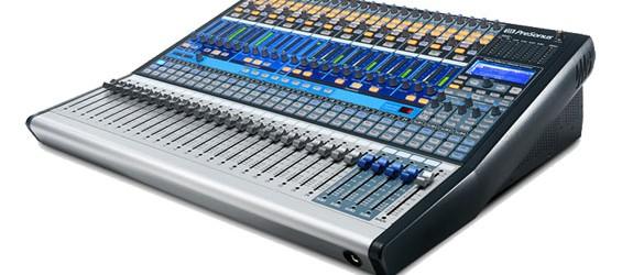 Digital Mixer 16 Channel Presonus StudioLive 16.4.2