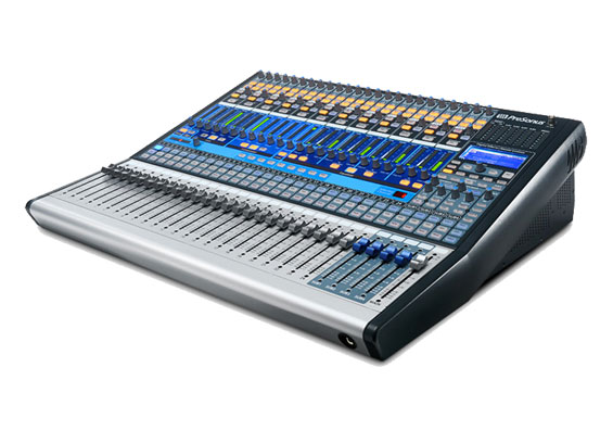 Digital Mixer 16 Channel Presonus StudioLive 16.4.2