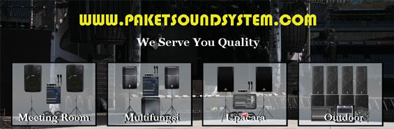 Tips Memilih Supplier Paket Sound System