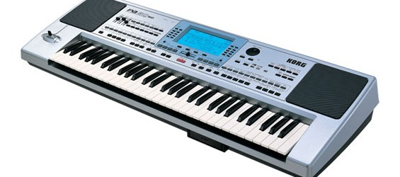 Keyboard Arranger Professional Korg Pa50SD