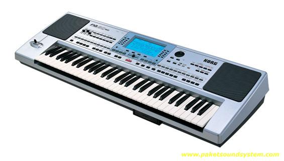 Keyboard Arranger Professional Korg Pa50SD