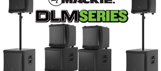 Speaker Aktif Mackie DLM Series
