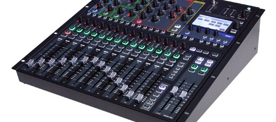 Soundcraft Si Compact 16 Digital Mixer