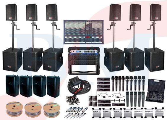 Paket Usaha Rental Sound System