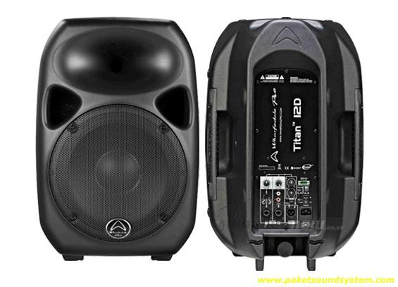 Speaker Aktif Wharfedale Titan 12