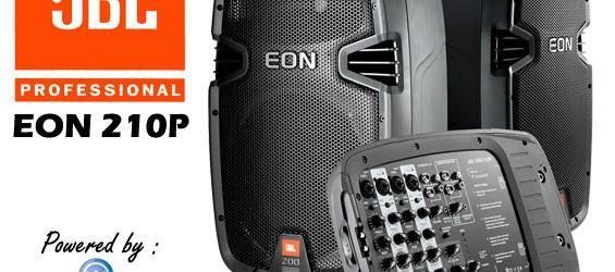 Sound System PA Aktif JBL EON210P