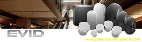 Speaker Instalasi Electro Voice Seri EVID
