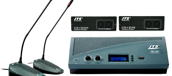 JTS CS-1 i-Conference Discussion System