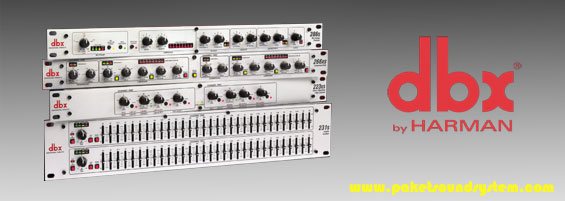 Audio Signal Processor dbx Seri S