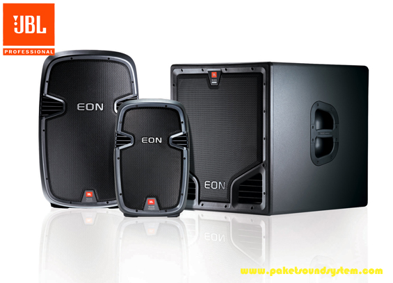 Portabel Sound System JBL Seri EON500
