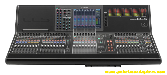 Konsol Audio Mixer Digital Yamaha Seri CL