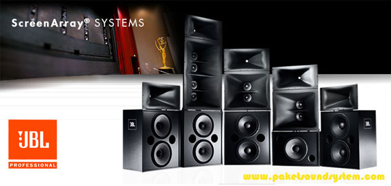 Sound System Bioskop JBL Professional ScreenArray