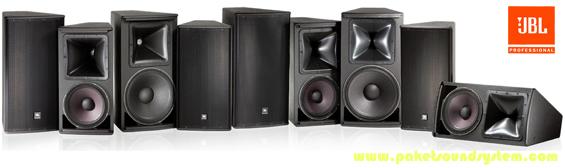 Sound System Instalasi JBL Professional Seri AE