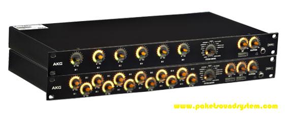 Mixer Otomatis Digital AKG Seri DMM