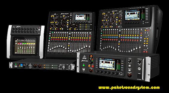 Konsol Mixer Digital Behringer Seri X32