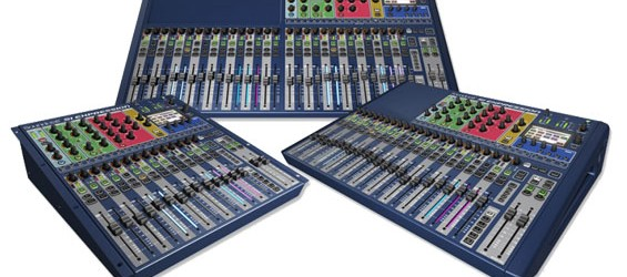 Mixer Digital Soundcraft Si Expression