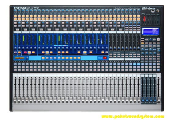 Mixer Audio Digital Presonus StudioLive 32.4.2AI