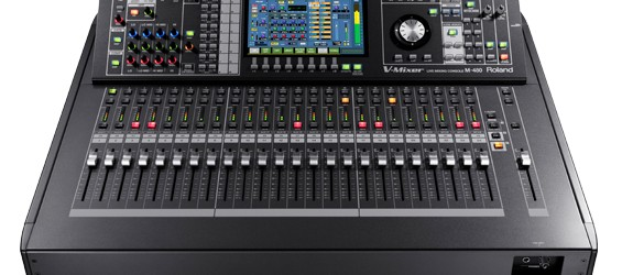 Mixer Audio Digital Roland M480