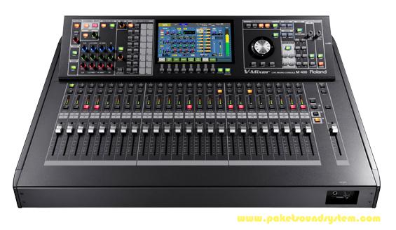 Mixer Audio Digital Roland M480