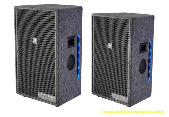 Pro Sound System Studiomaster Starlight