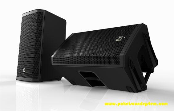 Sound System Electro Voice Terbaru Seri ZLX