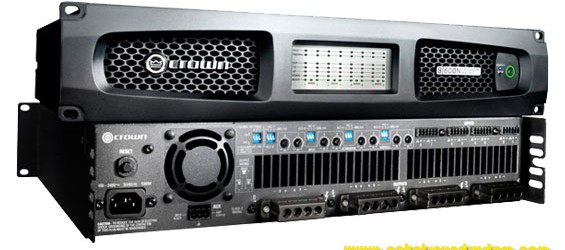 Power Amplifier Crown Seri DCI