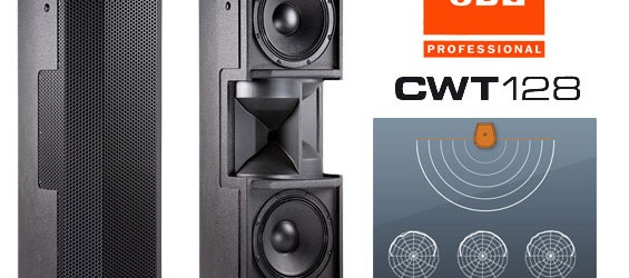 Speaker Sound System JBL Professional Model CWT128 Terbaru
