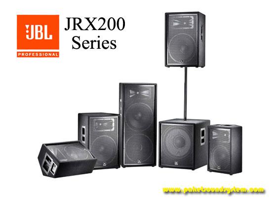 Sound System JBL Professional Seri JRX200
