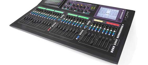 Mixer Sound System Allen & Heath GLD-112 dan MixWizard WZ4
