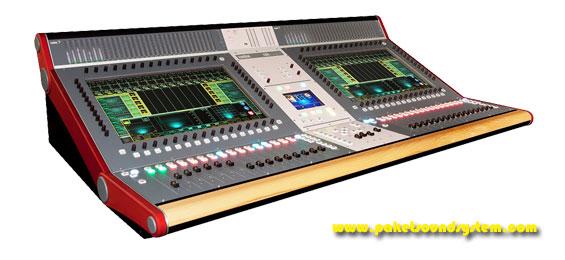 Mixer Sound System Professional Cadac Terbaru