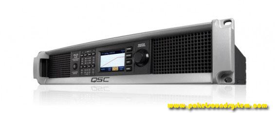 Amplifier Sound System QSC Audio Seri CXD dan PLD