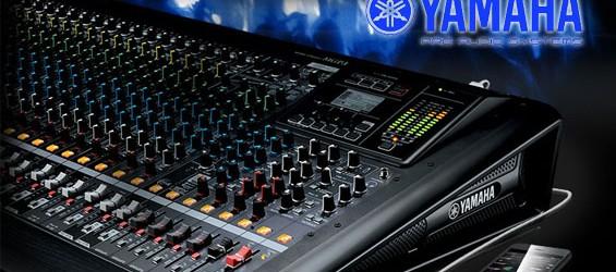 Mixer Sound System Yamaha MGP24X dan MGP32X