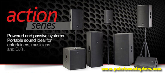Sound System DAS Audio Seri Action