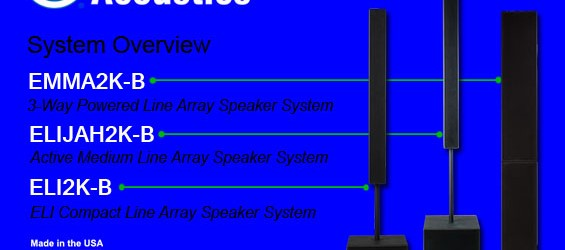 Solusi Sound System Line Array Atlas A-Line Acoustic