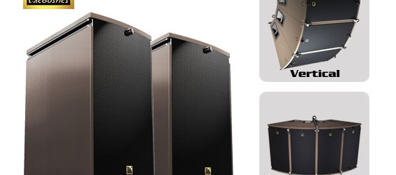 Sistem Audio Line Array L-Acoustic ARCS II