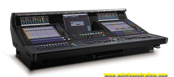 Mixer Audio Broadcast Digico SD5B