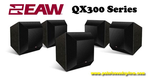 Speaker Sound System Fullrange EAW Seri QX300