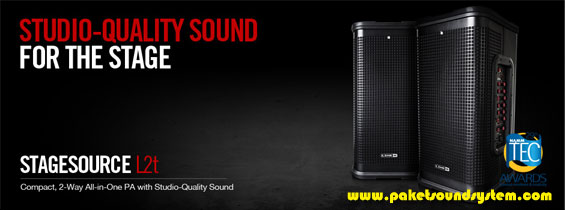 Sound Sistem Profesional Line 6 L2M & L2T Terbaru