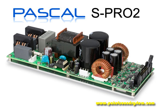 Paket Modul Power Amplifier Sound System Profesional Pascal S-PRO2