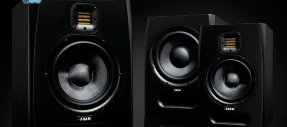 Speaker Monitor Studio Adam Audio Seri F