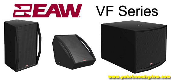 Paket Sound System Profesional Terbaru EAW Seri VF