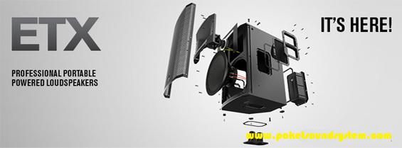 Paket Sound System Profesional Electro Voice Seri ETX