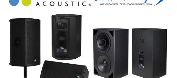 Kolaborasi Produsen Sound System Fulcrum Acoustic Dan Powersoft