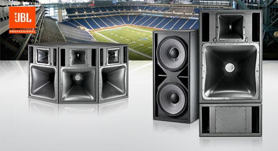 Speaker JBL Profesional Seri PD6000