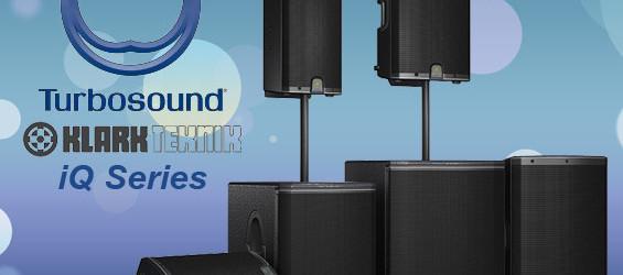 Speaker Aktif Turbosound Seri iQ