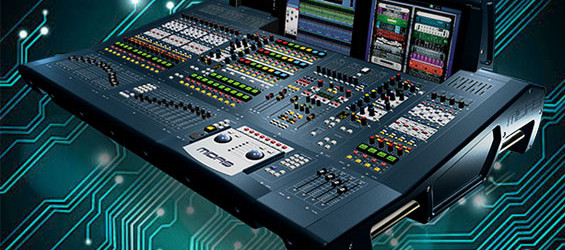 Mixer Audio Digital Midas PRO-X
